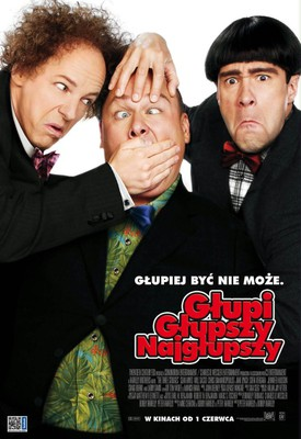 Głupi, głupszy, najgłupszy / The Three Stooges