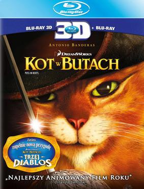 Kot w butach 3D / Puss in Boots