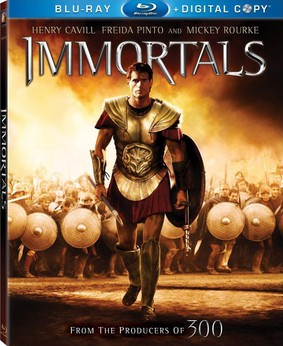 Immortals. Bogowie i herosi 3D / Immortals