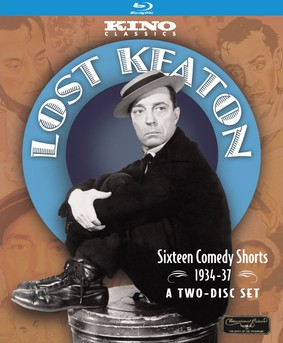 Lost Keaton: Sixteen Comedy Shorts