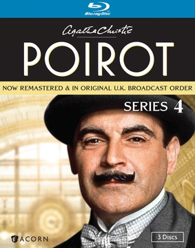 Poirot - sezon 4 / Poirot - season 4