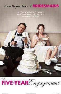 Jeszcze dłuższe zaręczyny / The Five-Year Engagement