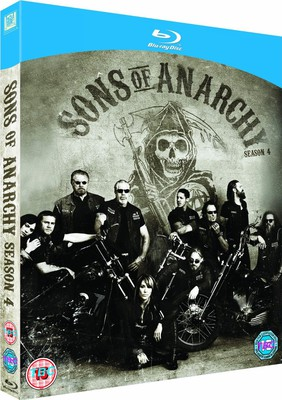 Synowie Anarchii - sezon 4 / Sons of Anarchy - season 4