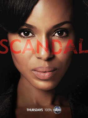 Skandal - sezon 1 / Scandal - season 1