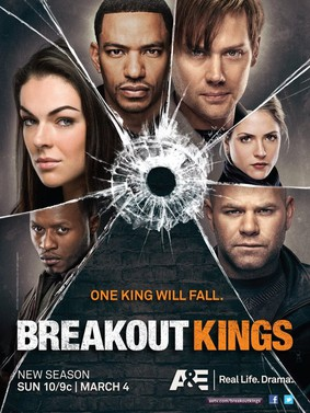 Breakout Kings - sezon 2 / Breakout Kings - season 2