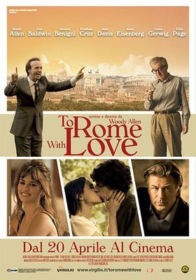 Zakochani w Rzymie / To Rome With Love