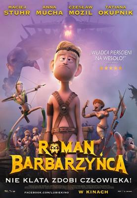 Roman Barbarzyńca 3D / Ronal barbaren