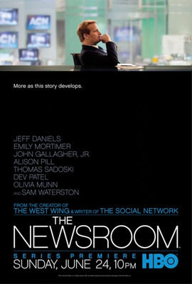 Newsroom - sezon 1 / The Newsroom - season 1