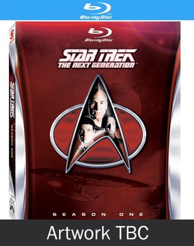 Star Trek: The Next Generation - sezon 1 / Star Trek: The Next Generation - season 1