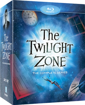 The Twilight Zone - kompletny serial / The Twilight Zone - the complete series
