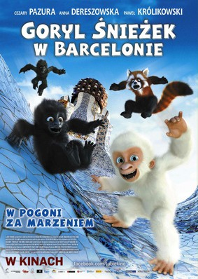 Goryl Śnieżek w Barcelonie / Copito de Nieve