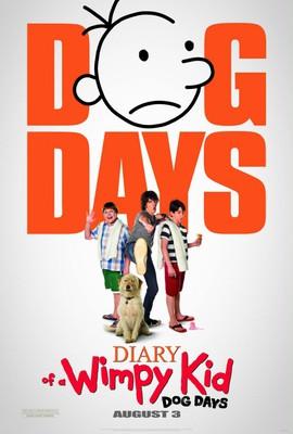 Dziennik cwaniaczka 3 / Diary of a Wimpy Kid: Dog Days