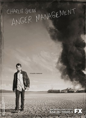 Jeden gniewny Charlie - sezon 1 / Anger Management - season 1
