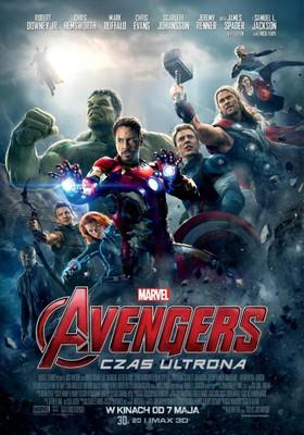 Avengers: Czas Ultrona / Avengers: Age of Ultron