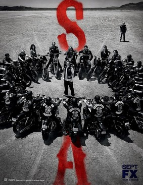 Synowie Anarchii - sezon 5 / Sons of Anarchy - season 5