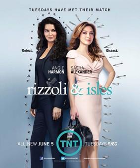 Partnerki - sezon 3 / Rizzoli & Isles - season 3