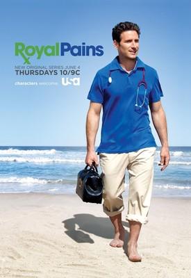 Bananowy doktor - sezon 4 / Royal Pains - season 4