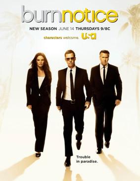 Tożsamość Szpiega - sezon 6 / Burn Notice - season 6