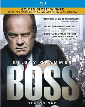 Boss - sezon 1 / Boss - season 1