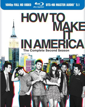 Jak to się robi w Ameryce - sezon 2 / How to Make It in America - season 2