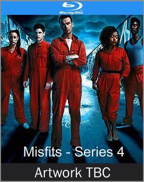 Misfits - sezon 4 / Misfits - season 4