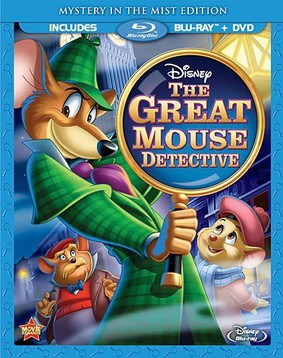 Wielki mysi detektyw / The Great Mouse Detective