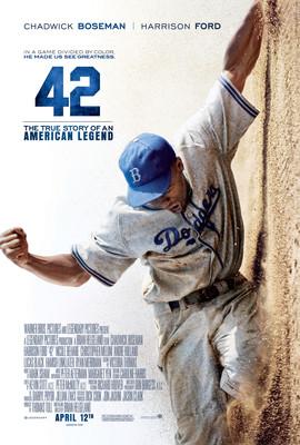 42 - Prawdziwa Historia Amerykańskiej Legendy / 42