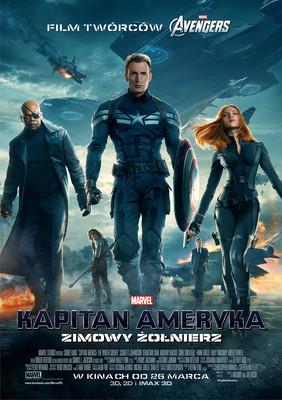 Kapitan Ameryka: Zimowy żołnierz / Captain America: The Winter Soldier