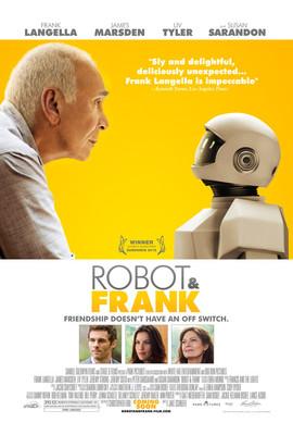 Robot i Frank / Robot and Frank