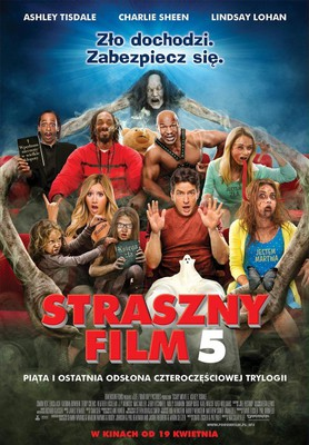 Straszny film 5 / Scary Movie 5