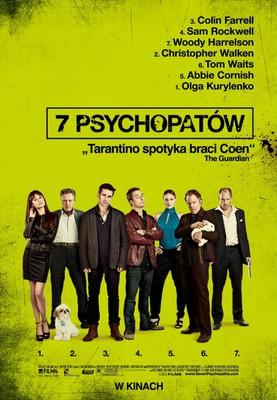 7 psychopatów / Seven Psychopaths