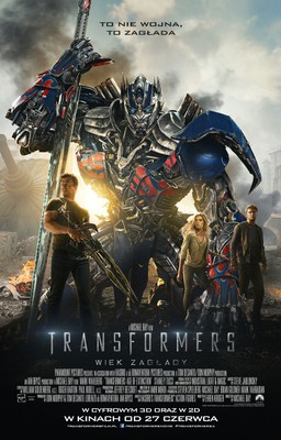 Transformers: Wiek zagłady / Transformers: Age of Extinction