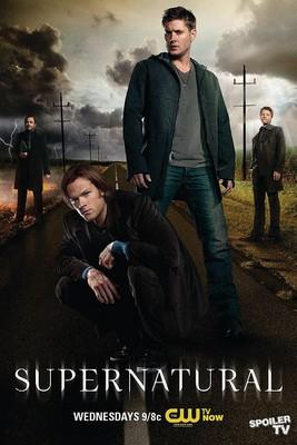 Nie z tego świata - sezon 8 / Supernatural - season 8