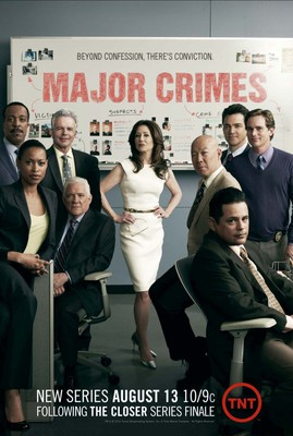 Mroczne zagadki Los Angeles - sezon 1 / Major Crimes - season 1