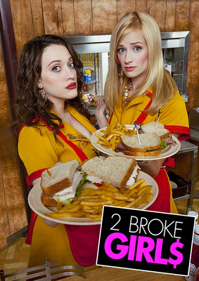 Dwie spłukane dziewczyny - sezon 2 / 2 Broke Girls - season 2