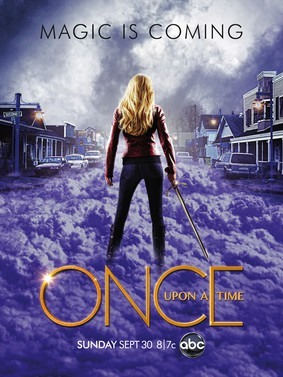 Dawno, dawno temu - sezon 2 / Once Upon a Time - season 2