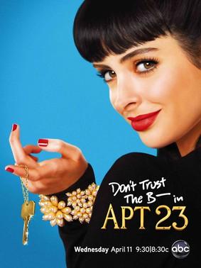 Nie zadzieraj z zołzą spod 23 - sezon 2 / Don't Trust The B---- In Apartment 23 - season 2