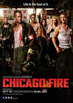 Chicago Fire - sezon 1 / Chicago Fire - season 1