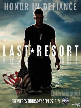 Last Resort - sezon 1 / Last Resort - season 1