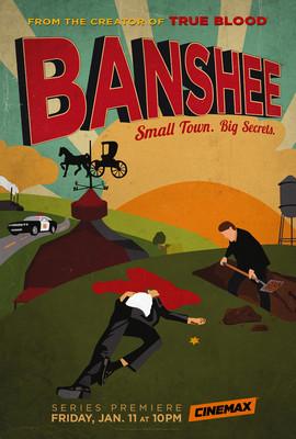Banshee - sezon 1 / Banshee - season 1