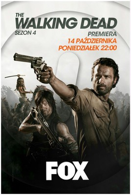 The Walking Dead - sezon 4 / The Walking Dead - season 4