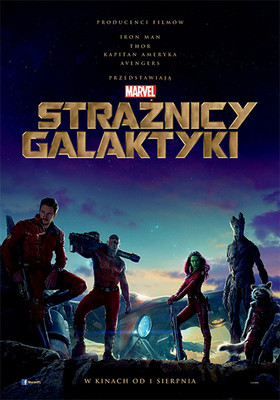 Strażnicy Galaktyki / Guardians of the Galaxy