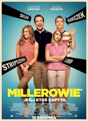 Millerowie / We're the Millers
