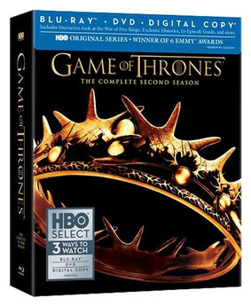 Gra o tron - sezon 2 / Game of Thrones - season 2
