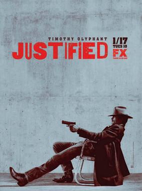 Justified: Bez przebaczenia - sezon 4 / Justified - season 4