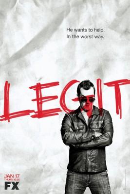 Legit - sezon 1 / Legit - season 1