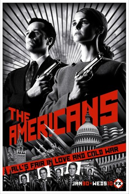 Zawód: Amerykanin - sezon 1 / The Americans - season 1
