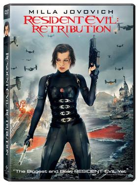Resident Evil: Retrybucja / Resident Evil: Retribution