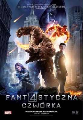 Fantastyczna Czwórka / The Fantastic Four