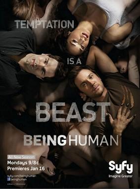 Być człowiekiem - sezon 3 / Being Human - season 3